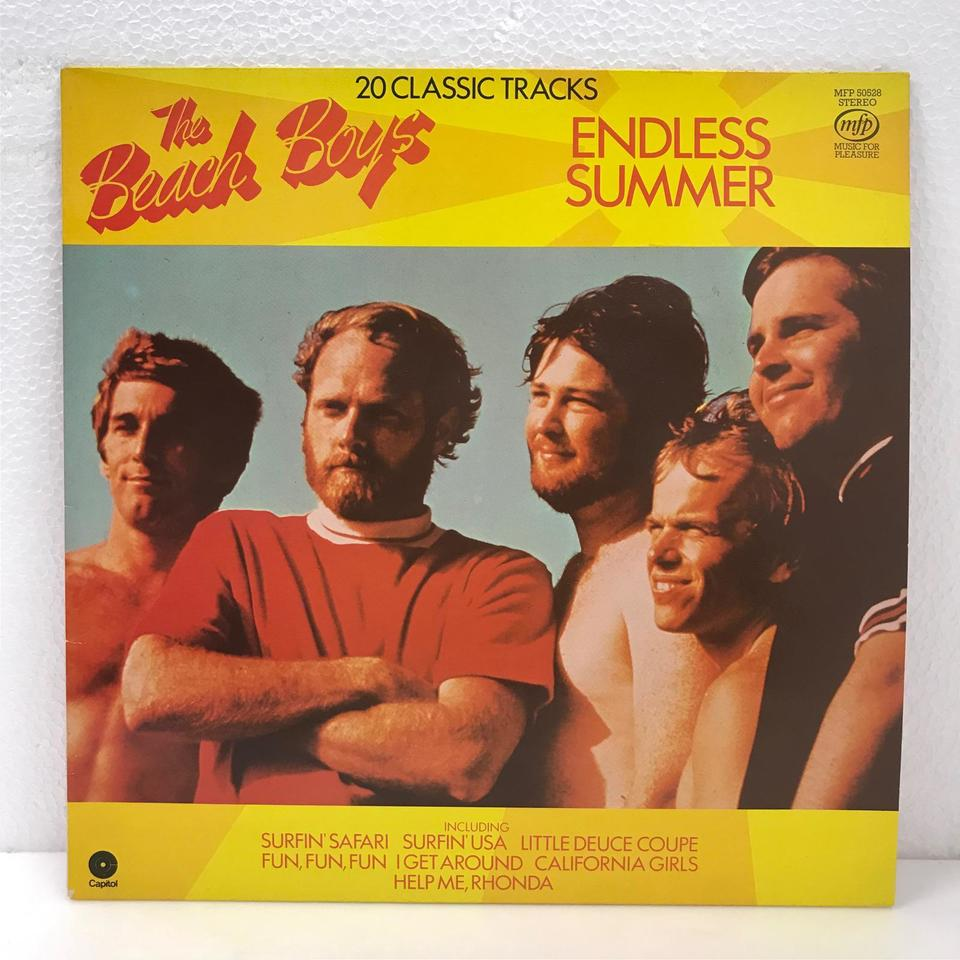 ENDRESS SUMMER/THE BEACH BOYS THE BEACH BOYS 画像