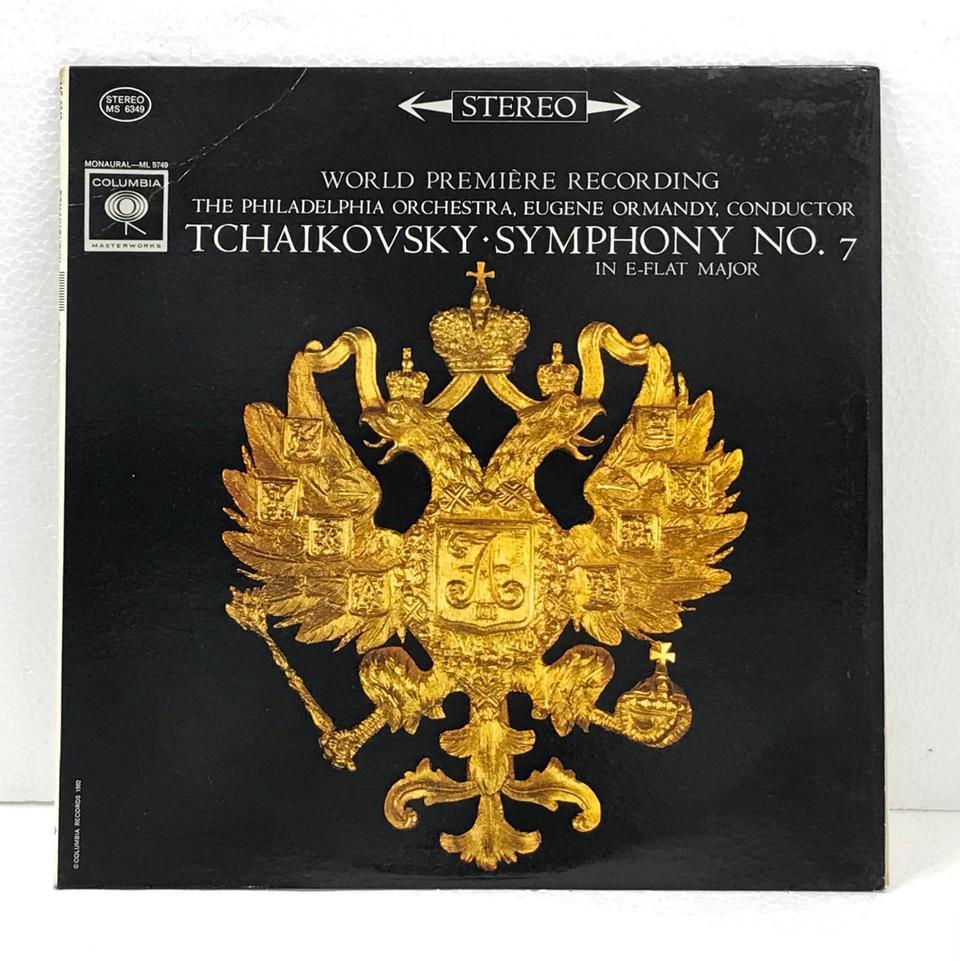 チャイコフスキー:交響曲第7番 チャイコフスキー 画像