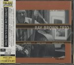 LIVE AT STARBUCKS/RAY BROWN TRIO