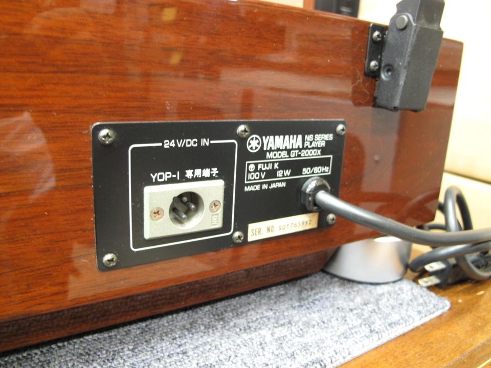 GT-2000X+WE-407/GT YAMAHA 画像
