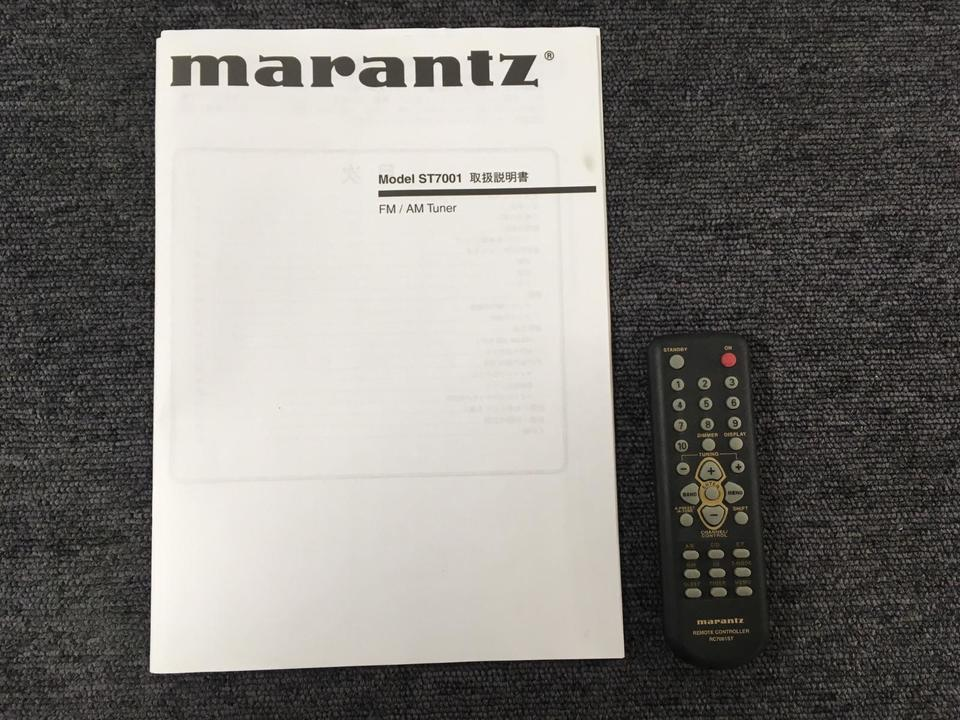 ST7001 marantz 画像