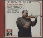 ベートーヴェン/ブルッフ:ヴァイオリン協奏曲