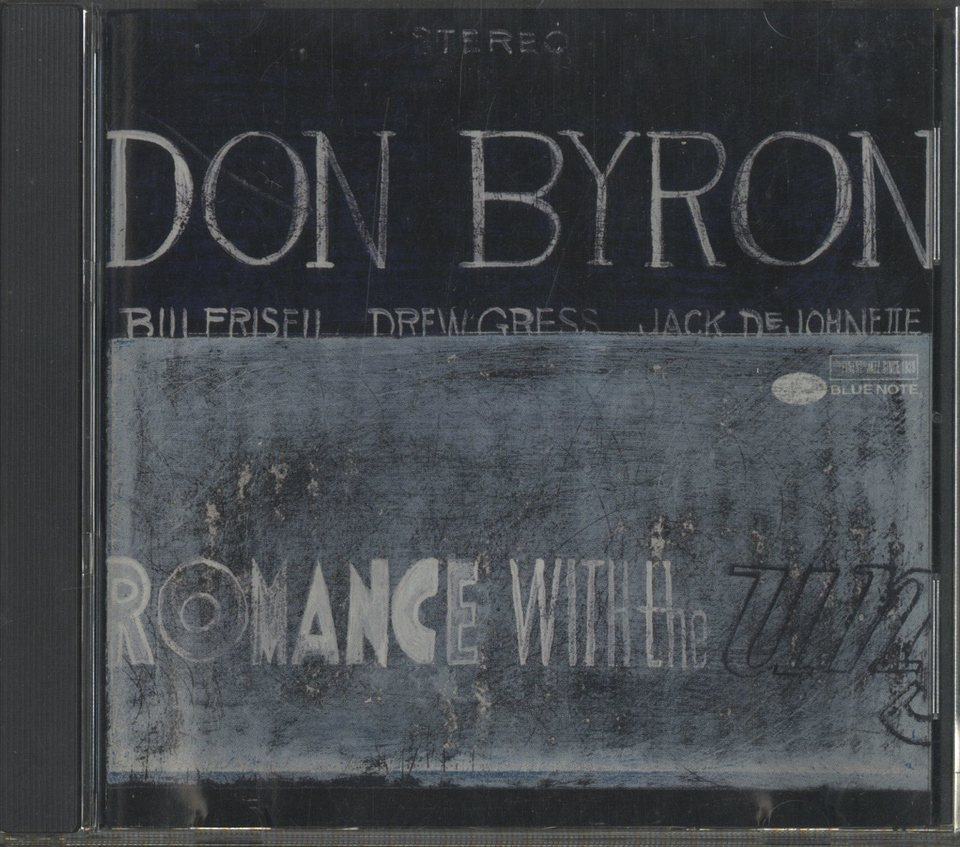 ROMANCE WITH THE UNSEEN/DON BYRON DON BYRON 画像