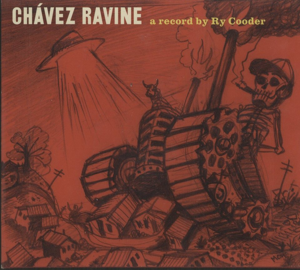 CHAVEZ RAVINE/RY COODER RY COODER 画像