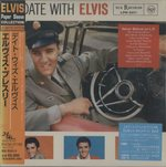 【未開封】A DATE WITH ELVIS/ELVIS PRESLEY