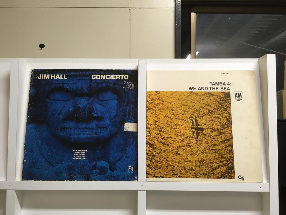 CTI Records5枚セット  画像