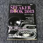 SPEAKER BOOK 2013