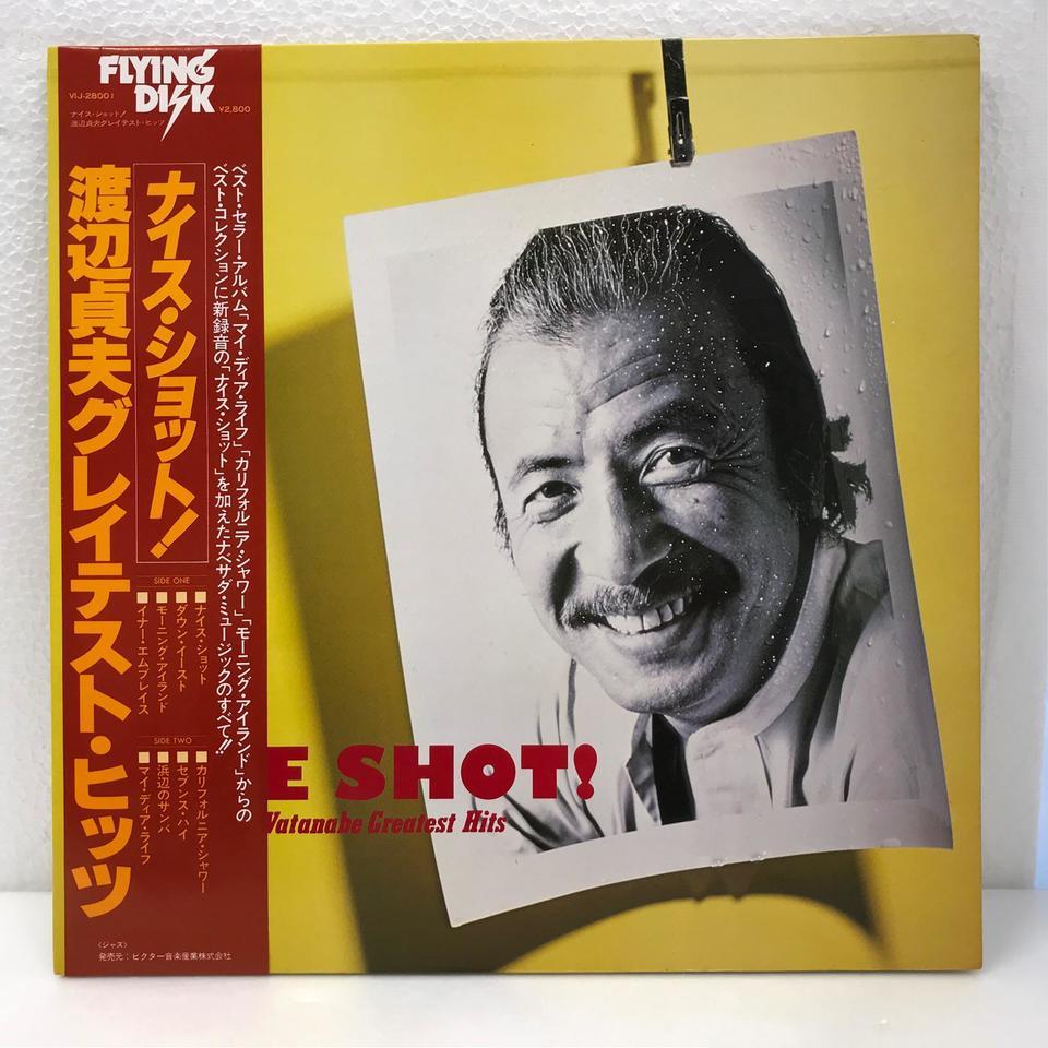 NICE SHOT/SADAO WATANABE 渡辺貞夫 画像