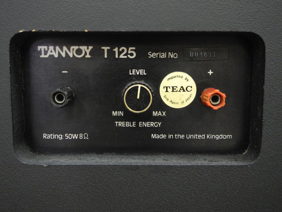 Oxford TANNOY 画像