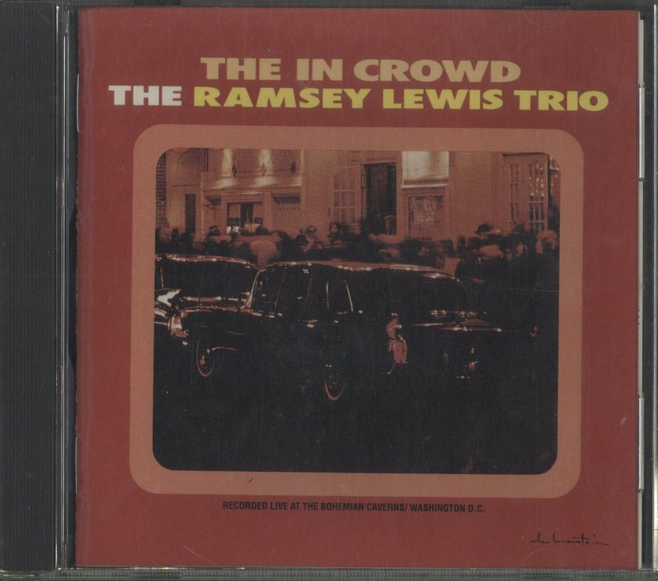 THE IN CROWD/RAMSEY LEWIS RAMSEY LEWIS 画像