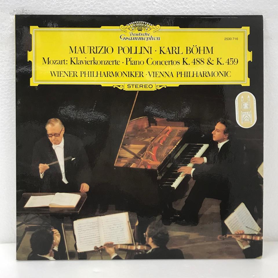 モーツァルト:ピアノ協奏曲第23番、第19番 モーツァルト 画像