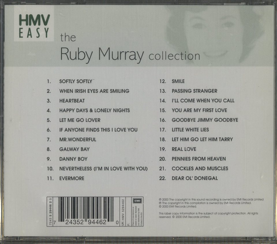 THE RUDY MURRAY COLLECTION RUDY MURRAY 画像