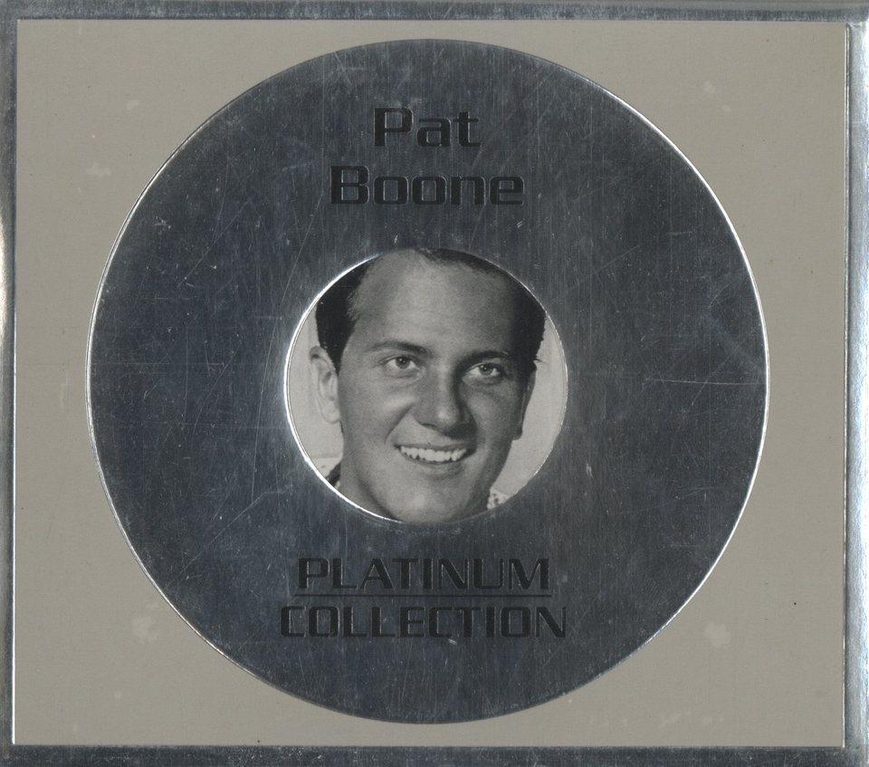 PLATINUM COLLECTION/PAT BOONE PAT BOONE 画像