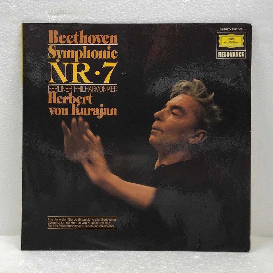 ベートーヴェン:交響曲第7番 ベートーヴェン 画像