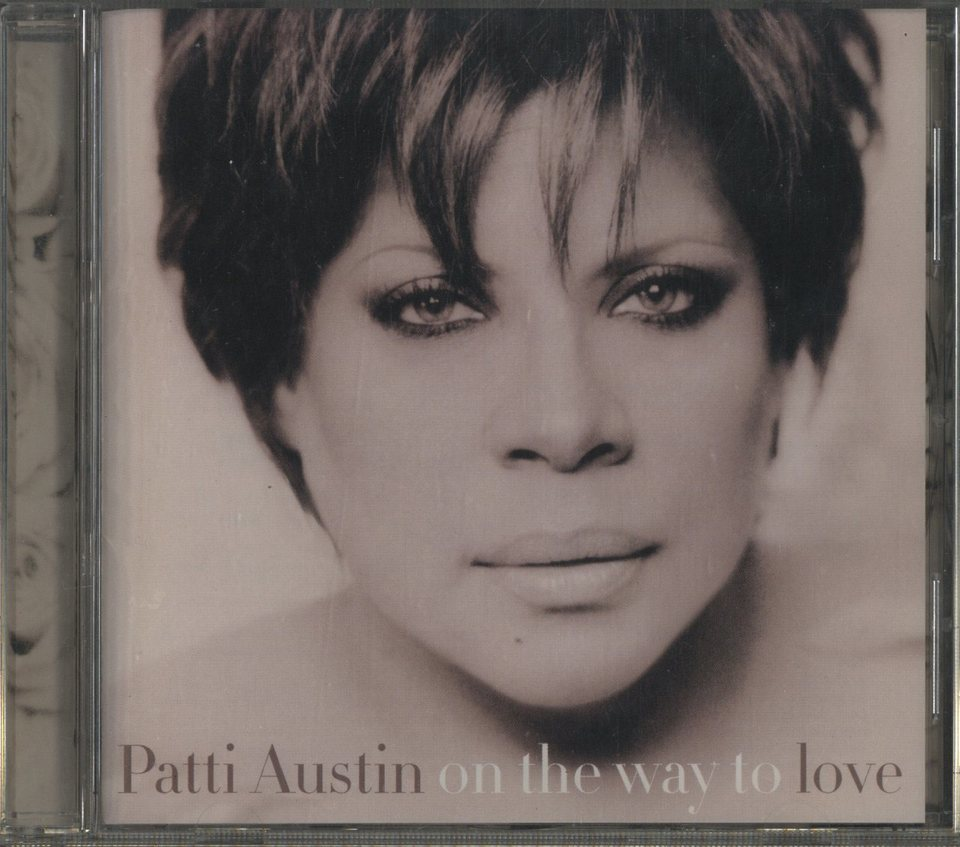 ON THE WAY TO LOVE/PATTI AUSTIN PATTI AUSTIN 画像