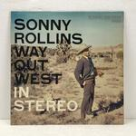 WAY OUT WEST/SONNY ROLLINS
