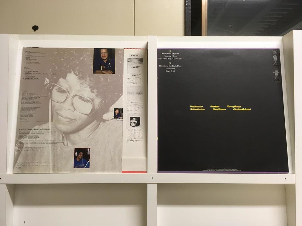 JVCレーベル5枚セット  画像