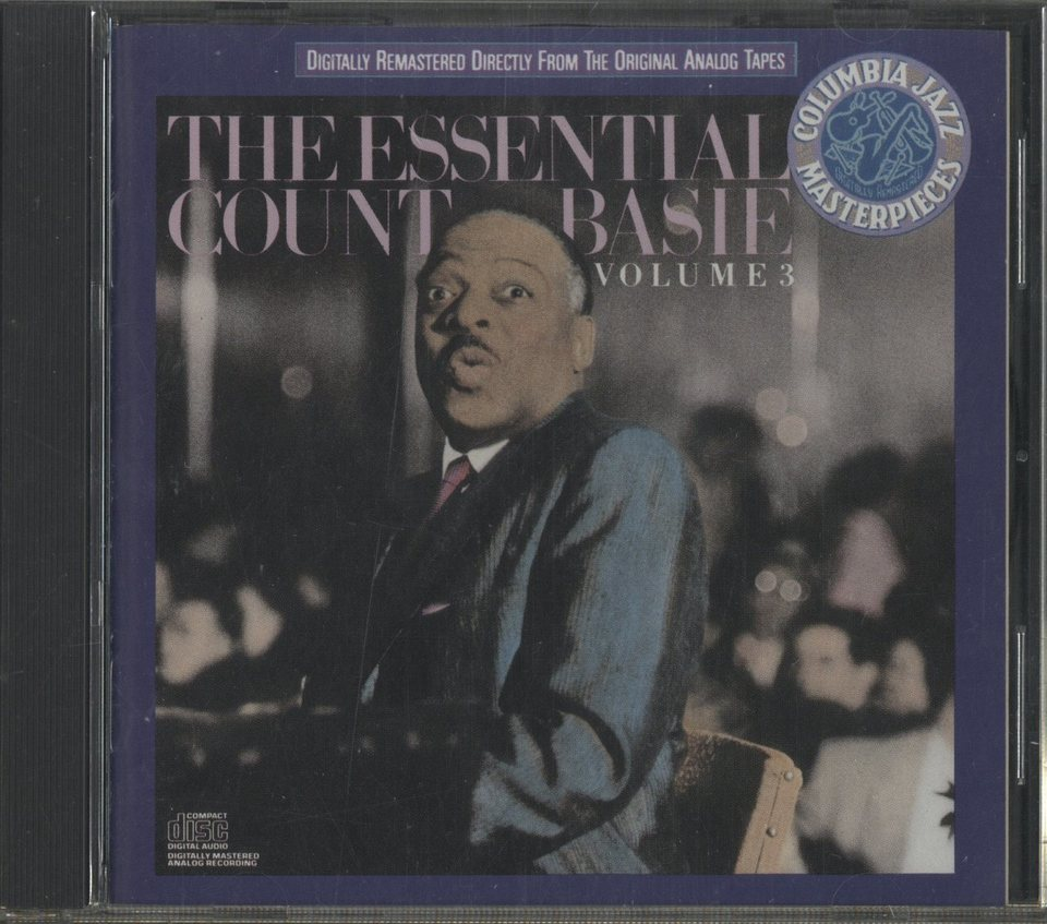 THE ESSENTIAL COUNT BASIE VOLUME3 COUNT BASIE 画像