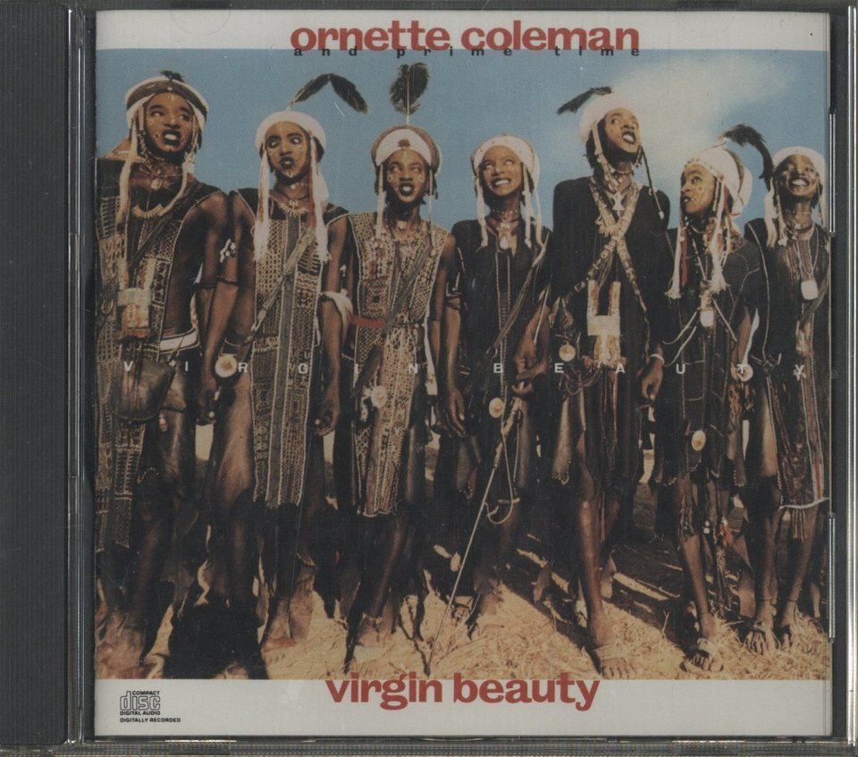VIRGIN BEAUTY/ORNETTE COLEMAN AND PRIME TIME ORNETTE COLEMAN 画像