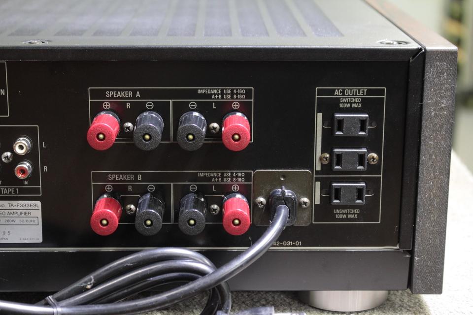 TA-F333ESL SONY 画像
