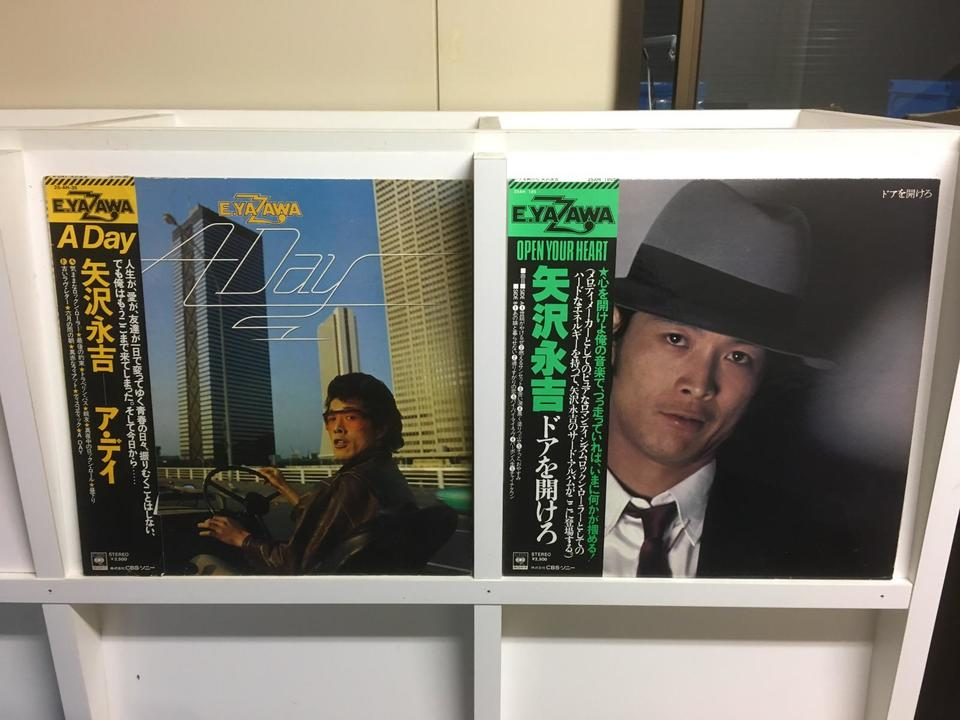 矢沢永吉5枚セット  画像