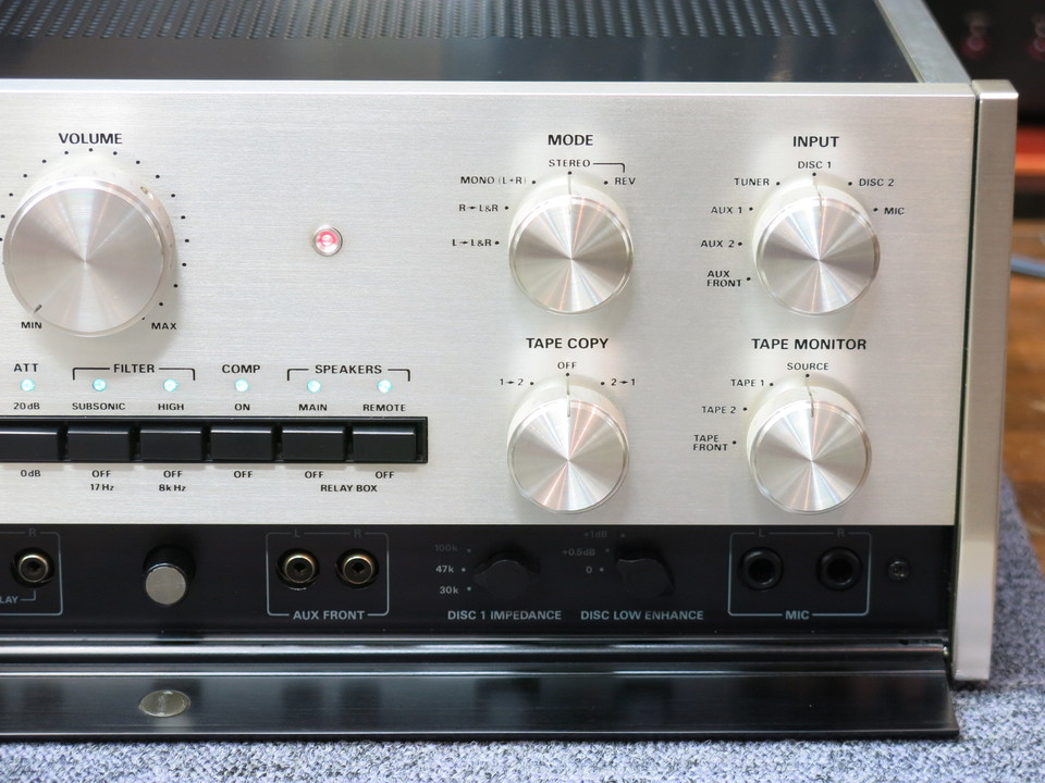 C-200S Accuphase 画像