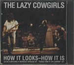 【未開封】HOW IT LOOKS - HOW IT IS/THE LAZY COWGIRLS