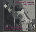 THE CD OF JB (SEX MACHINE AND OTHER COUL CLASSICS)/JAMES BROWN