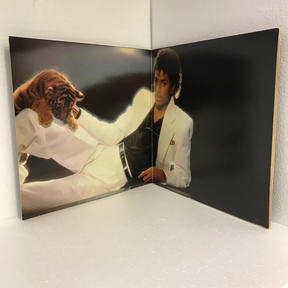 THRILLER/MICHAEL JACKSON MICHAEL JACKSON 画像