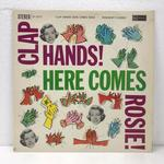 CLAP HANDS! HERE COMES ROSIE!/ROSEMARY CLOONEY