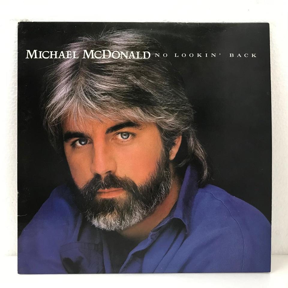 NO LOOKIN' BACK/MICHAEL McDONALD MICHAEL McDONALD 画像