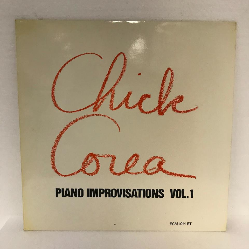 PIANO IMPROVISATIONS VOL.1/CHICK COREA CHICK COREA 画像