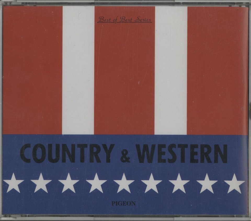 COUNTRY & WESTERN BEST SELECTION V.A. 画像