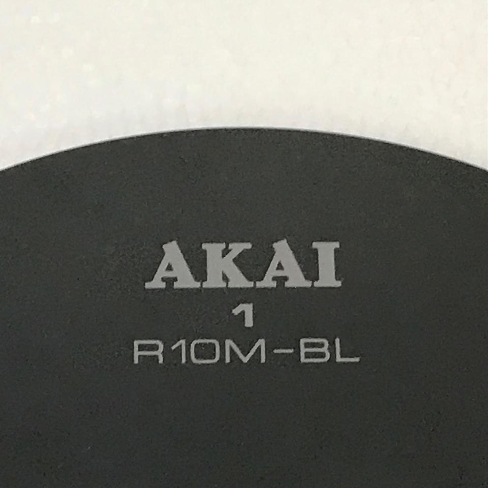 R10M-BL AKAI 画像