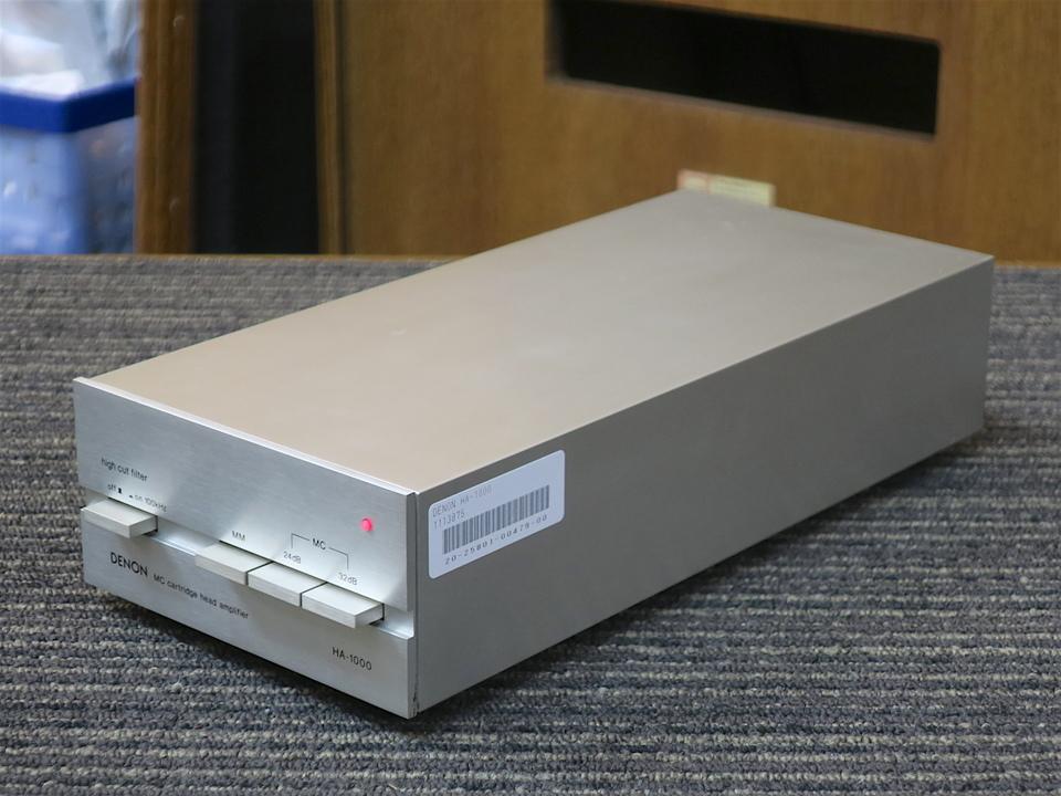 HA-1000 DENON 画像
