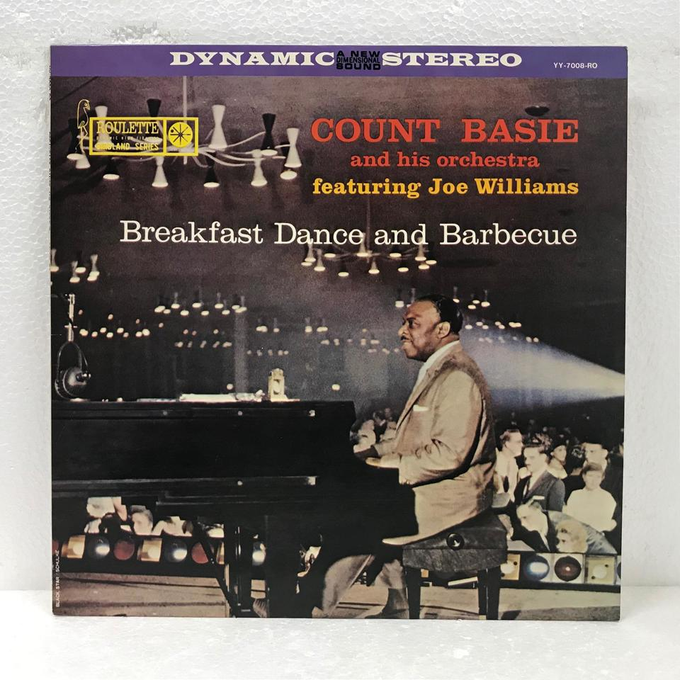 BREAKFAST DANCE & BARBECUE/COUNT BASIE COUNT BASIE 画像