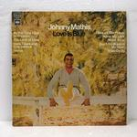 LOVE IS BLUE/JOHNNY MATHIS