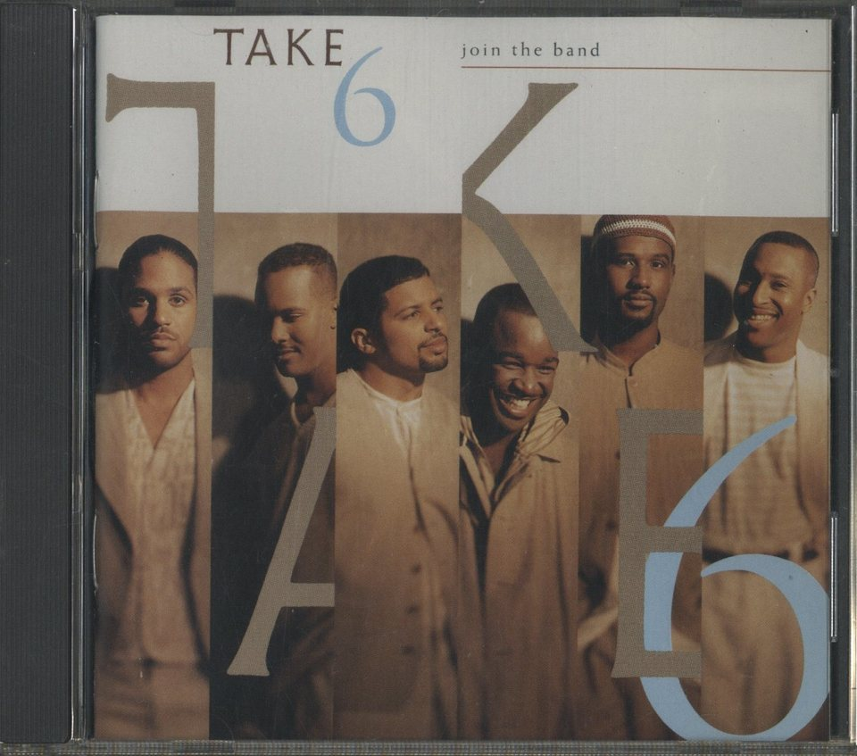 JOIN THE BAND/TAKE 6 TAKE 6 画像