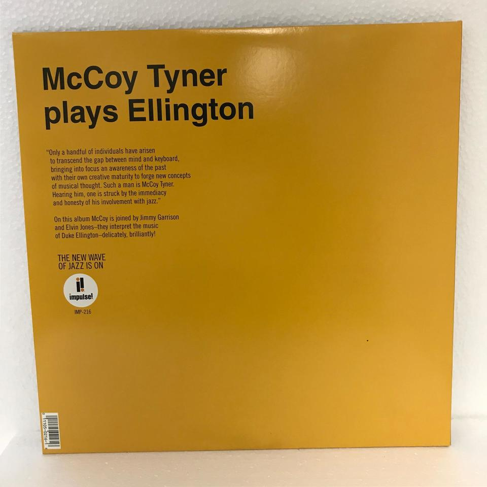 McCOY TYNER PLAYS ELLINGTON McCOY TYNER 画像