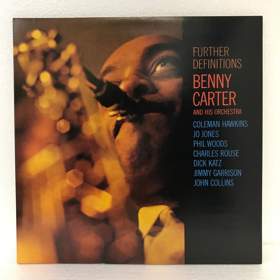 FURTHER DEFINITIONS/BENNY CARTER BENNY CARTER 画像