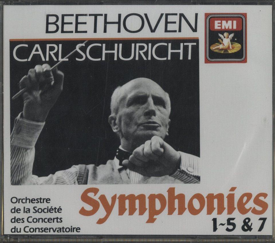 ベートーヴェン:交響曲全集 ベートーヴェン 画像