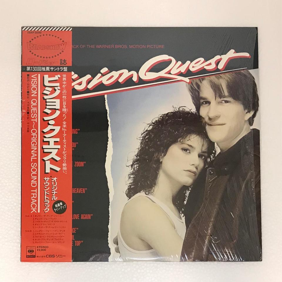"ORIGINAL MOTION PICTURE SOUND TRACK ""VISION QUEST"" V.A. 画像"