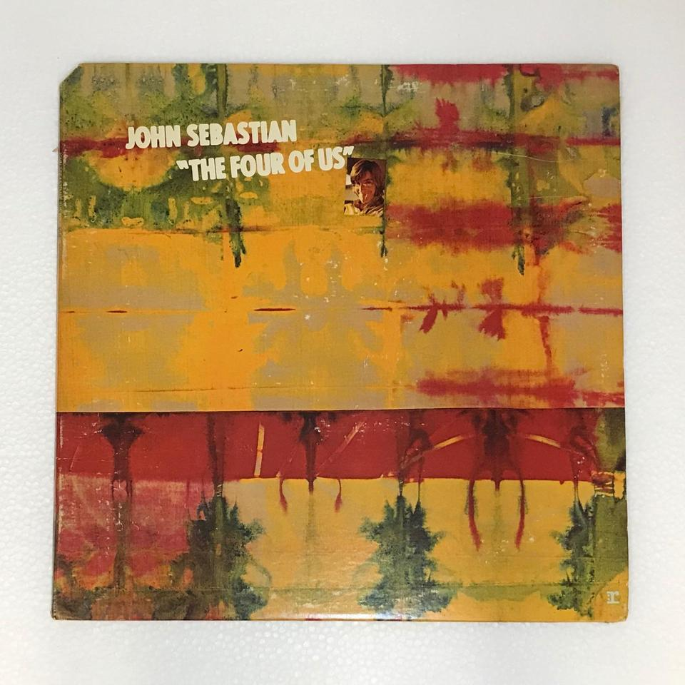THE FOUR OF US/JOHN SEBASTIAN JOHN SEBASTIAN 画像