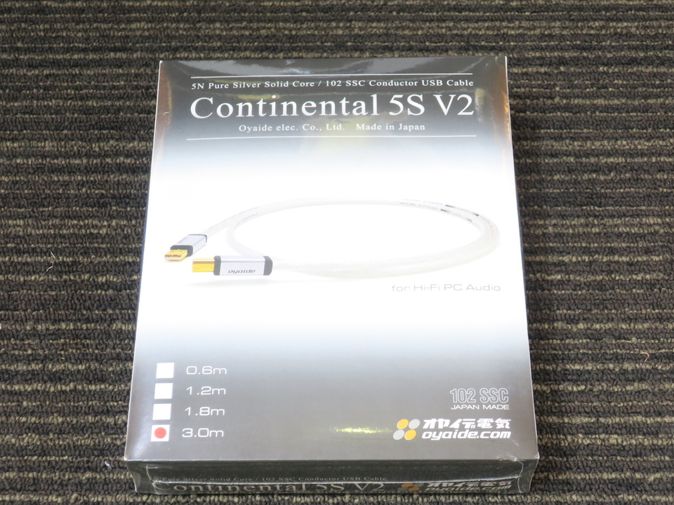 Continental 5S V2/3.0m OYAIDE 画像