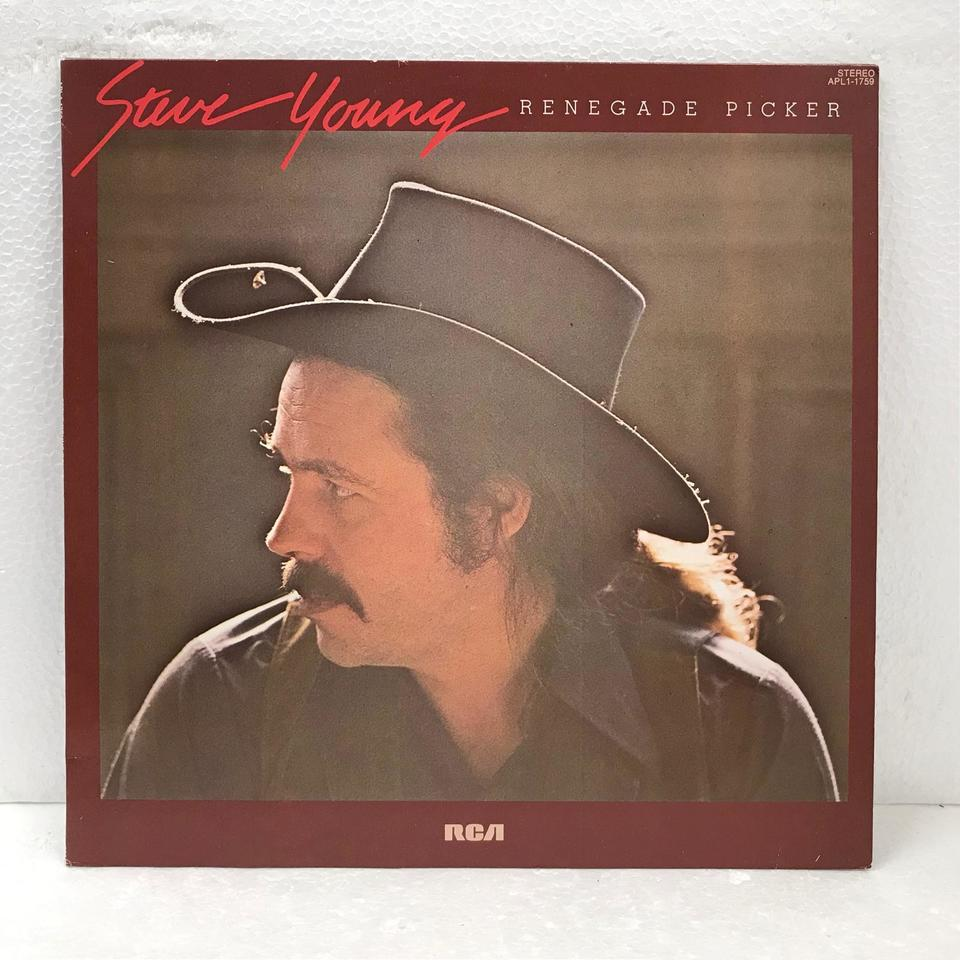 RENEGADE PICKER/STEVE YOUNG STEVE YOUNG 画像