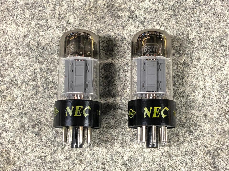 6SN7GTB NEC 画像