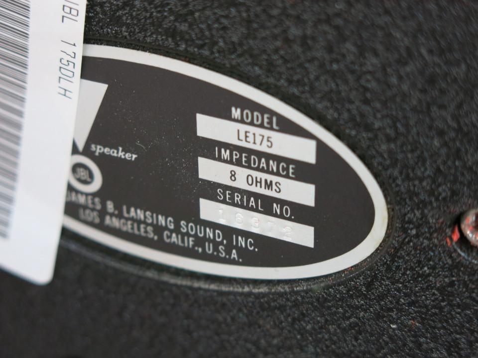 LE175 JBL 画像