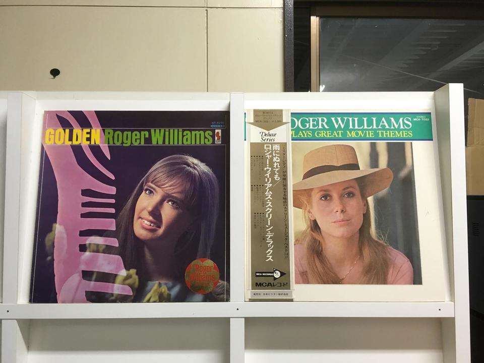 ロジャー・ウイリアムズ5枚セット ロジャー・ウイリアムズ 画像