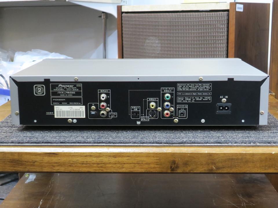 DV-343 PIONEER 画像