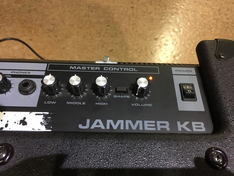 JAMMER KB PLAYTECH 画像